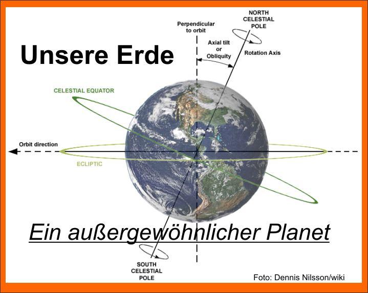 Unsere Erde Ein außergewöhnlicher Planet Werner Gitt